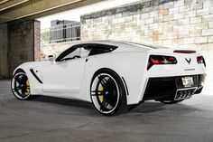 Corvette C7.. Modern American Muscle at its finest!