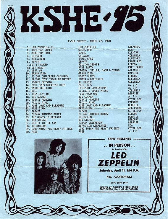 KSHE-95 REAL ROCK RADIO ! ! !