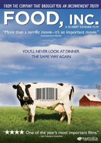 ALL of YOU, need to watch this!! Eye opener! -- You can find it, FREE on netflix!      ** In Food, Inc., filmmaker Robert Kenner lifts the veil on our nation's food industry, exposing the highly mechanized underbelly that's been hidden from the American consumer with the consent of our government's regulatory agencies, USDA and FDA.