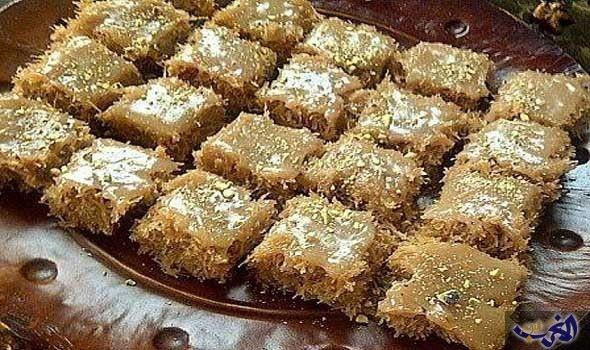 وصفة عمل حلى شعيرية باكستانية Food Food And Drink Middle Eastern Recipes