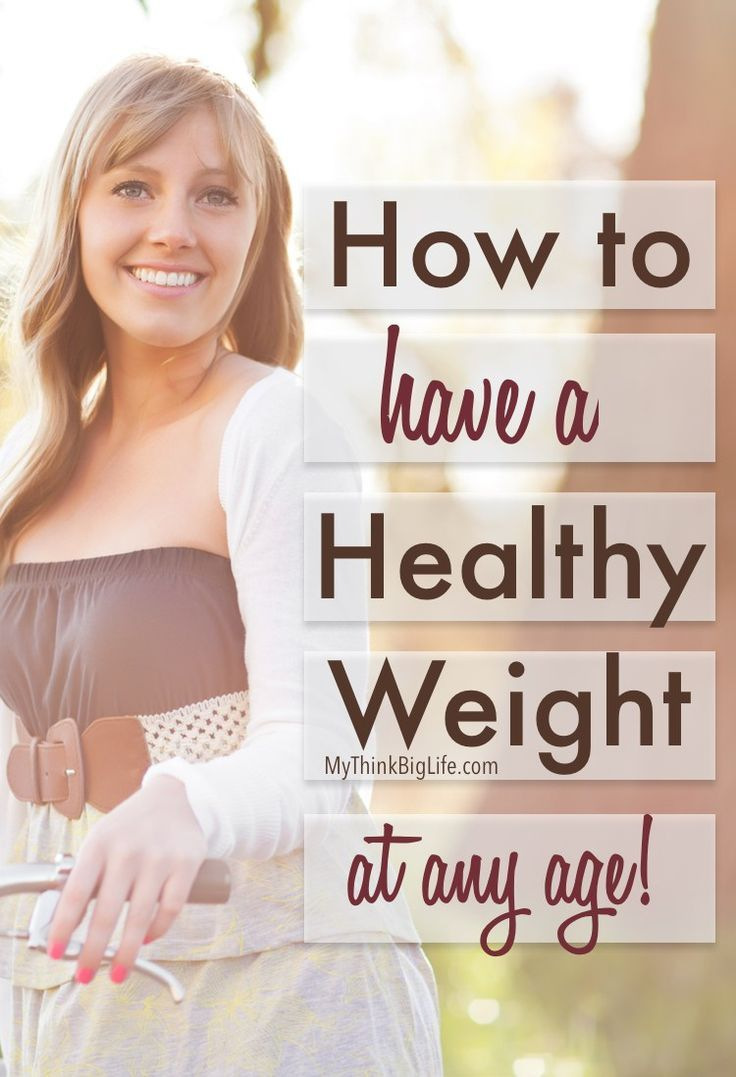 Don't give up on looking and feeling good in your body. Modern advertising, manufactured food, and outdated information have left many of us overweight and unhappy with our bodies. Learn how to work with your body and have a healthy weight at any age.