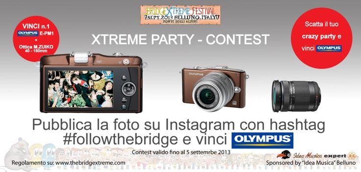 Bridge Xtreme Festival Collabora con BiancoFondente