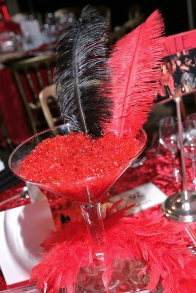 Perfect for your Bachelorette party. Moulon Rouge themed parties | Scroll down to view a selection of images from this theme