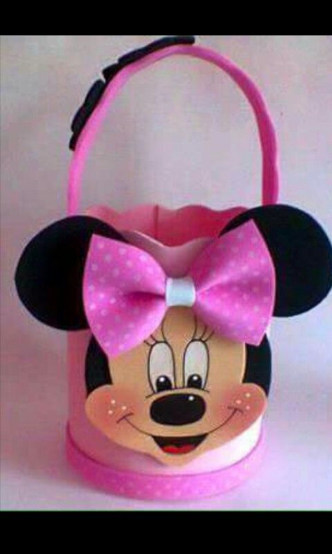 Bolsos minnie party