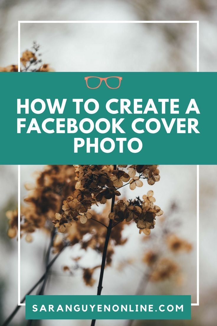 Want a step by step guide on how to create a Facebook Cover Photo? In this step by step video, learn to how to set up your Facebook Cover Photo quick & easily. Watch now. #facebookmarketing #facebookcoverphoto #canvatutorial #socialmediatips #socialmediamarketing