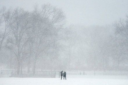 New York Today: A Month of Weird Weather