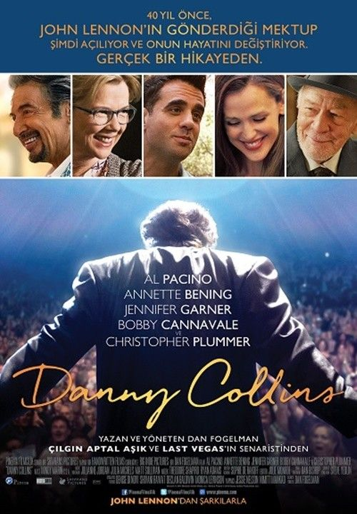 Danny Collins - Imagine - 2015 - BRRip Film Afis Movie Poster