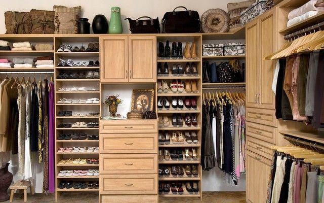 Top 11 Closet Organizing Clothes Ideas