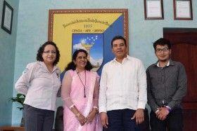 FCA UABJO trabajará con la Universidad de Mumbai de la India