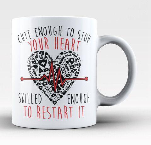 Skilled Nurse - Mug