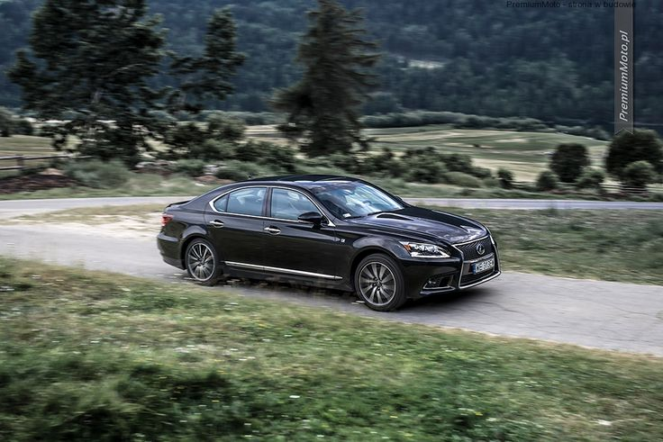 Lexus LS600h in motion #lexus #hybrid #motion more: http://premiummoto.pl/08/11/lexus-ls600h-f-sport-w-alpach-nasza-sesja