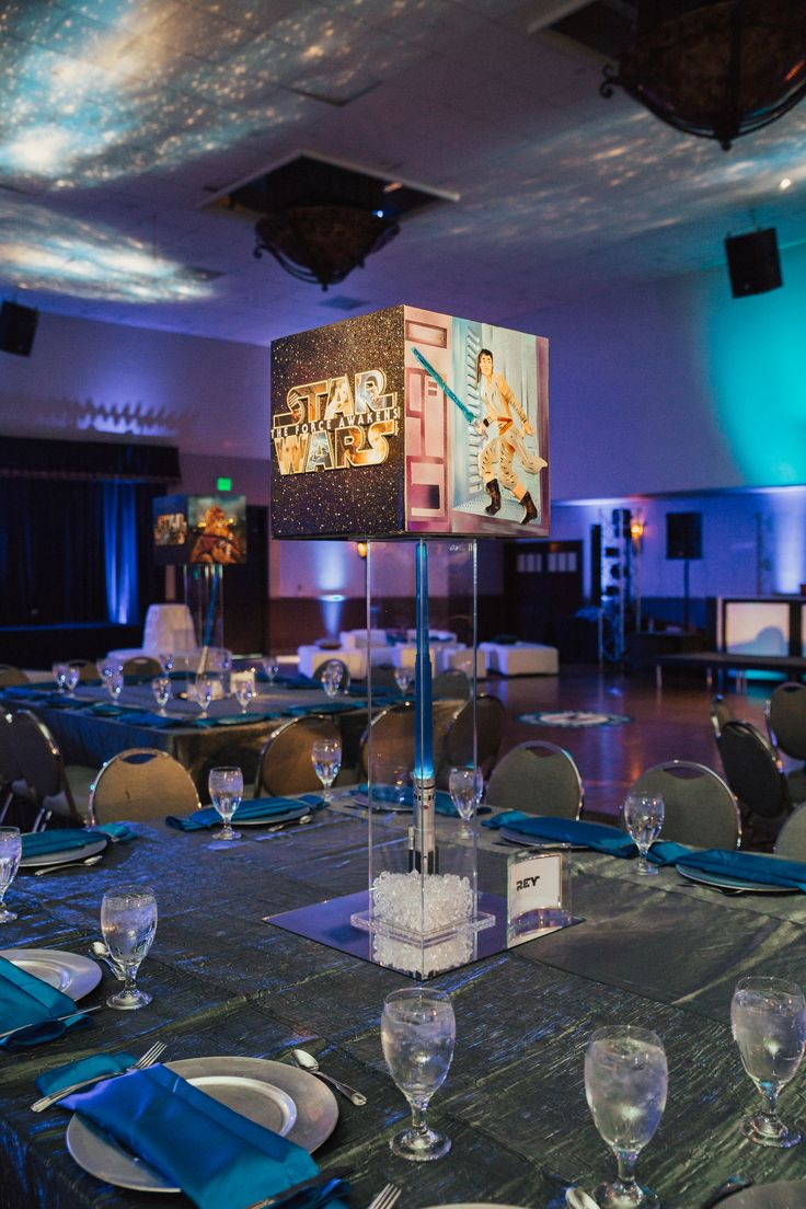 Tags bar and bat mitzvah event decor themes venues - Lighting Design Centerpiece Bar Mitzvah Bat Mitzvah Decor Space Star Party Photosbar Mitzvahtheme