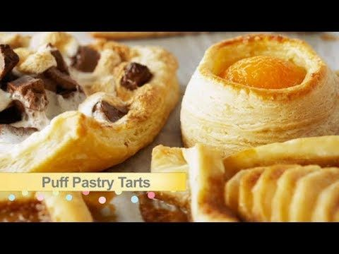 Bake with Anna Olson - Puff Pastry