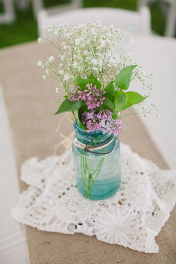 Ball Jar Wedding Decorations 43 Best Images About Flowers On Pinterest  Mason Jar Weddings