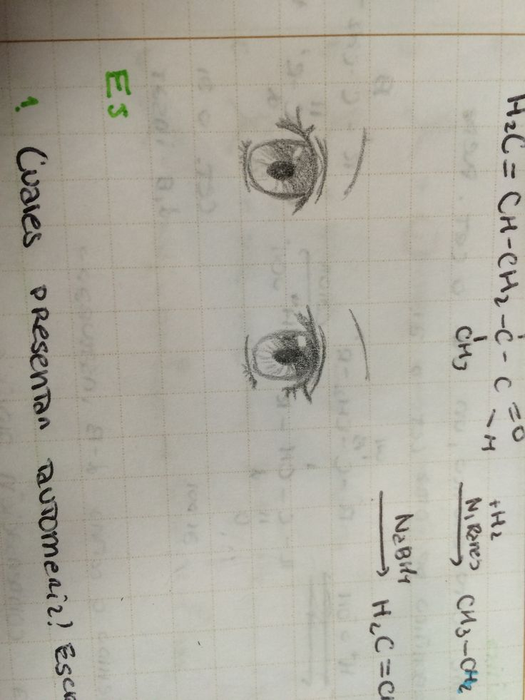 Cant stop drawing... Even on my chem notebook