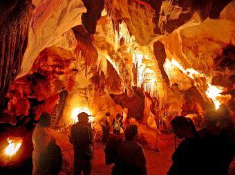 Careys Cave, Wee Jasper Caves