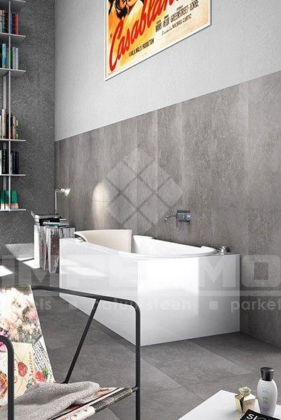 25 beste idee n over badkamer vloertegels op pinterest badkamer vloer familie badkamer en - Tegel rechthoekige badkamer ...