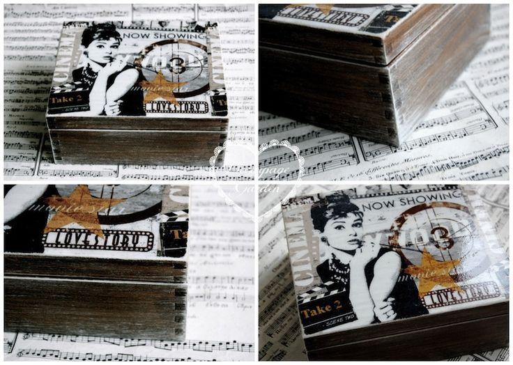 Pudełko Audrey
