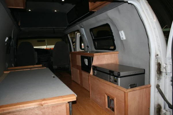 Camper Van Conversion By Colorado