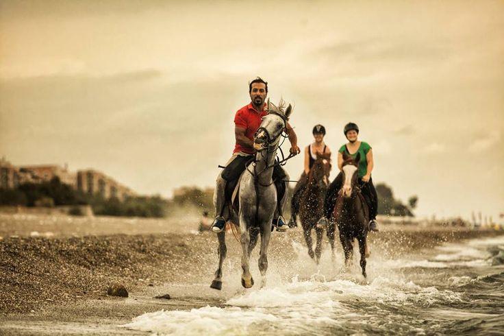#Berkeranchhotel #horseriding #horses #kemer