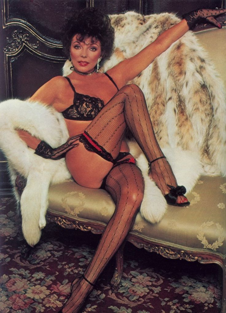 Joan Collins Sex 46