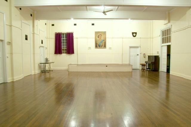 Hall Hire - Lodge Devotion 723