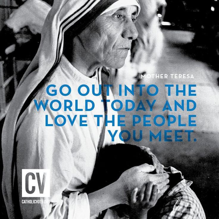 Mother Teresa Quotes: 324 Best Images About Mother Teresa Of Calcutta On