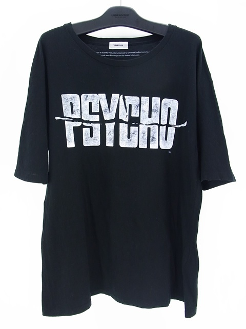 2012AW  PSYCHO COLOR PSYCHO tee