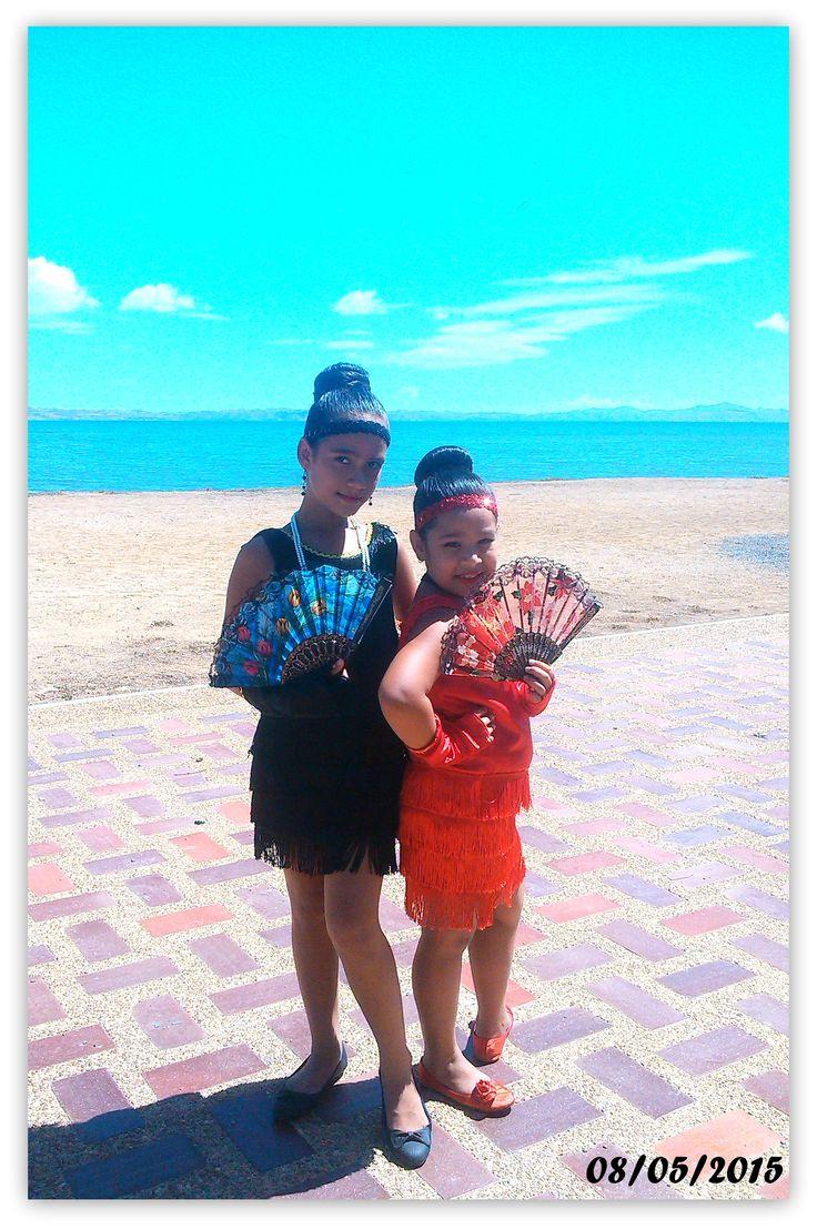 Bailarinas: Victoria Hernández y Sarah Rodríguez