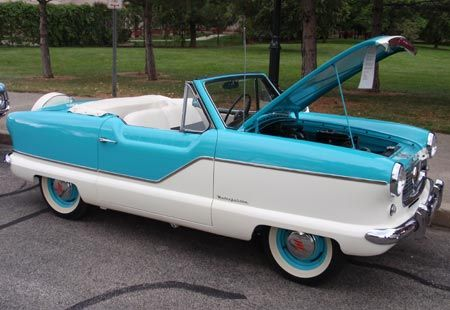 Classic Cars Of The With These Classic Cars Nash Rambler