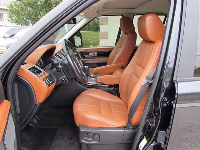 SALSK2D41BA711188 | 2011 Land Rover Range Rover Sport HSE for sale in Lake Villa, IL