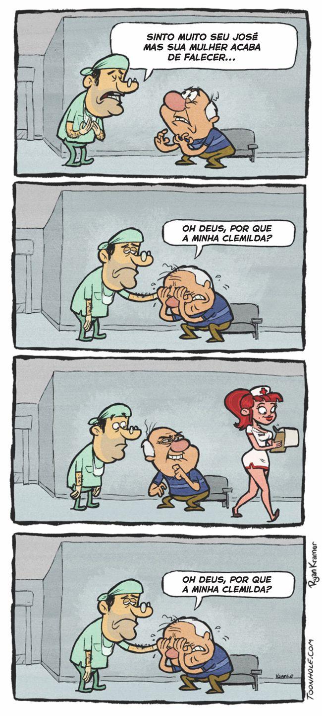 Satirinhas - Quadrinhos, tirinhas, curiosidades e muito mais! - Part 185