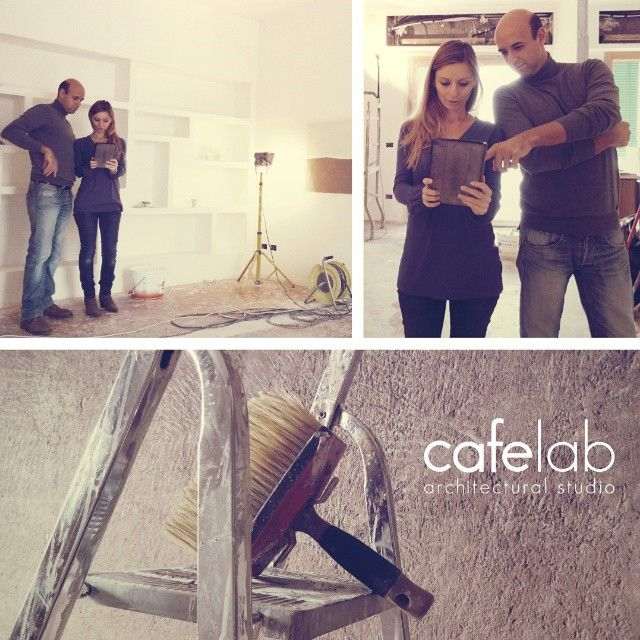 ★ cafelab at work! ★ http://www.cafelab.it For interior design services please contact us at info@cafelab.it