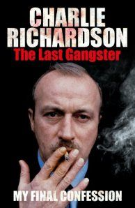 Charlie Richardson book to be published next month