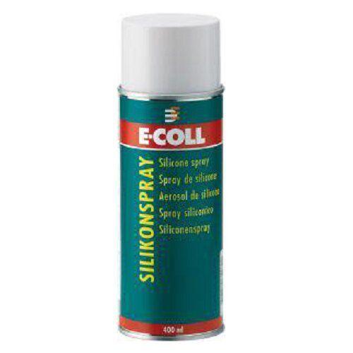 E-COLL Siliconspray, Beseitigt klemmen, quietschen, kleben, Silikon, Spray