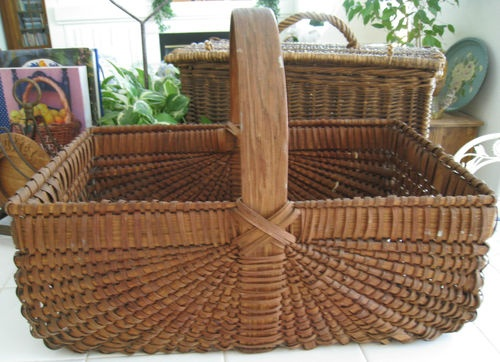 LOVE THE OLD BASKETS~!♥