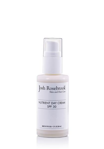 Nutrient Day Cream SPF 30 - Josh Rosebrook Skin and Hair Care