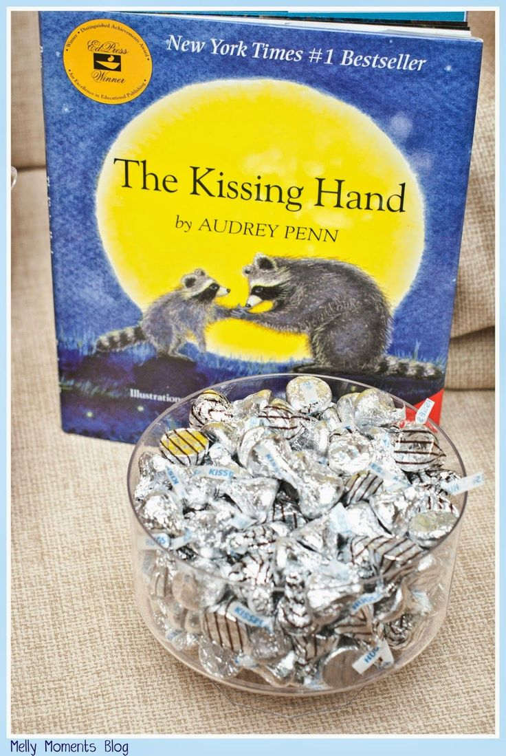 The Kissing Hand, and many other favorites, help create this storybook themed baby shower!  A gender neutral party with DIY decorations, free printables, and classic children's books to go along with a variety of tasty sweets and snacks!