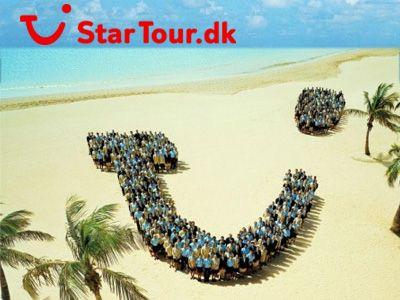 Velkommen til Star Tour. Her kan du følge med i vores tilbud om rejser.