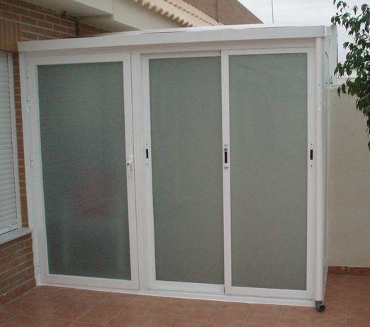 Pepito Guinon empresa dedicada a la fabricación e instalación de toldos y carpinteria metálica, armarios exterior Valencia