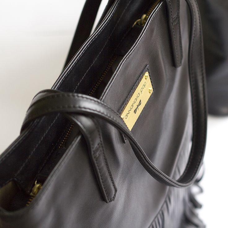 FREEDOM leather bag