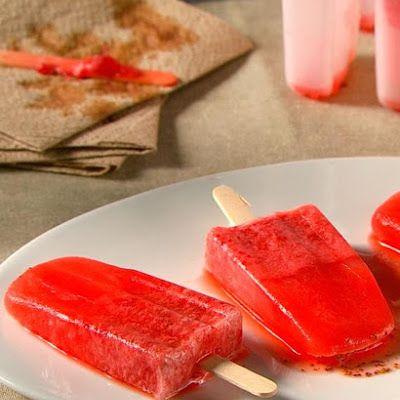 ... Frozen Treats on Pinterest | Strawberry lemonade, Popsicles and Cream