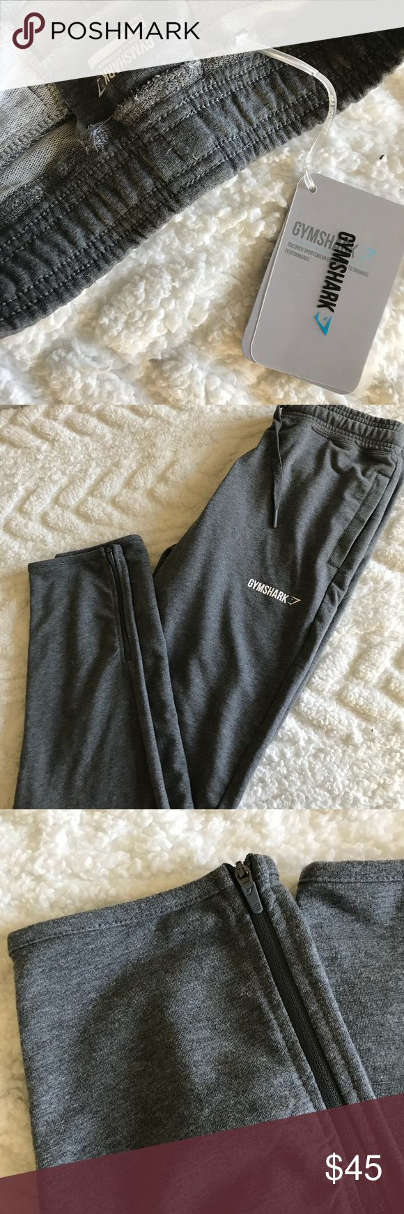 NWT Gymshark Women's Marl Joggers Currently sold out on the Gymshark website, these joggers are soft, fitted and made for sweating it out at the gym. New with tags, never worn, no marks or flaws.  Purchased but didn't fit because they aren't petite sized.  No trades, please! gymshark Pants Track Pants & Joggers