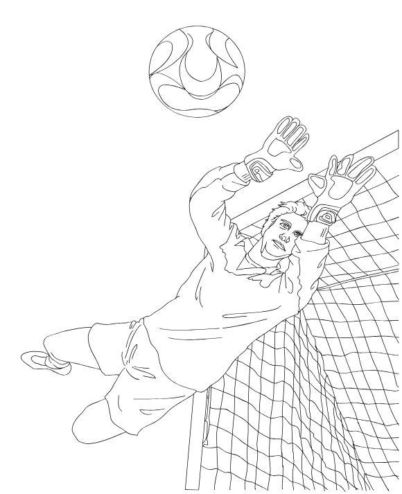 fußball  ausmalen ausmalbilder fussball wenn du mal buch