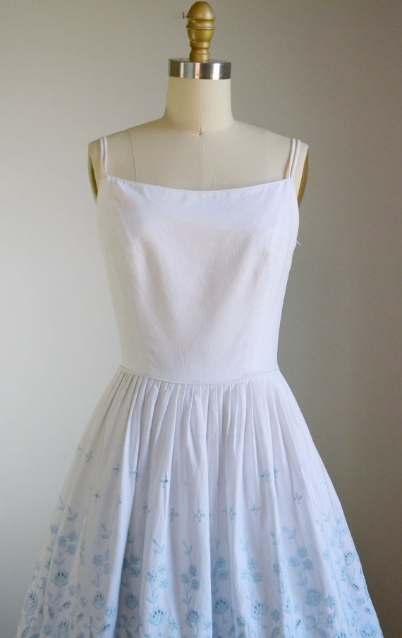Love this vintage dress from Athertons Vintage