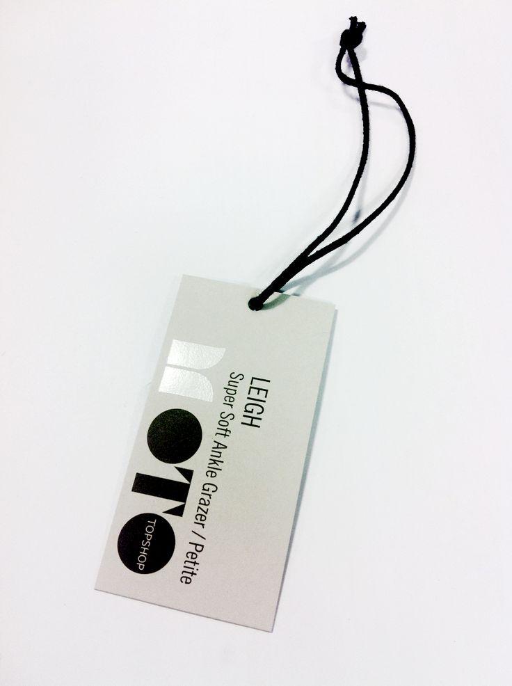 Topshop Moto Denim Swing Ticket