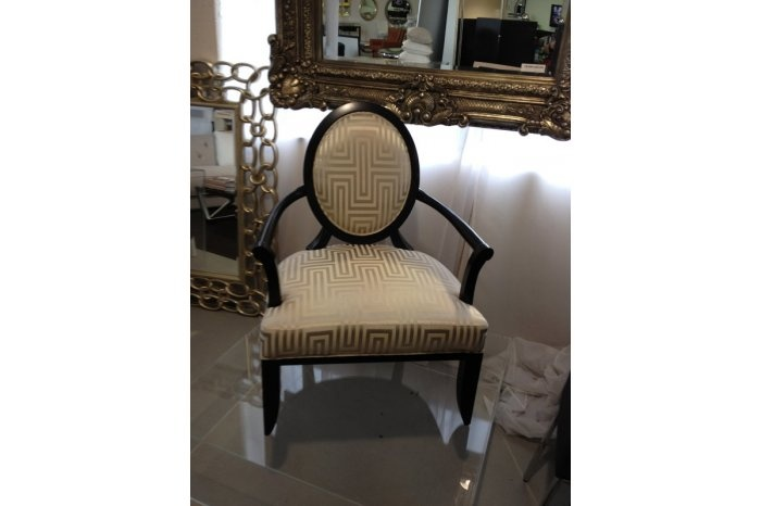 Lounge Chair  Product Code: S 643 P  made in Italy, 68 W x 61 D x 96 H, imported in raw ready to be finished to your clients requirements.