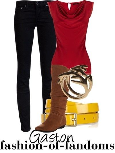 Gaston outfit