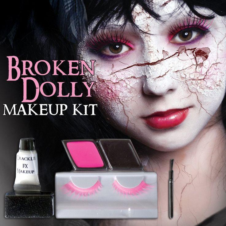 broken dolly halloween makeup kit - Halloween Makeup Professional