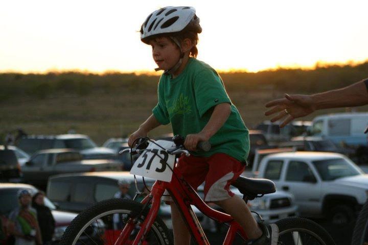 Kids' cyclocross